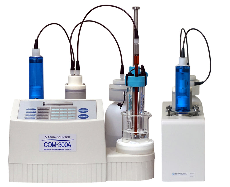 COM-300A Potentiometric Titrator