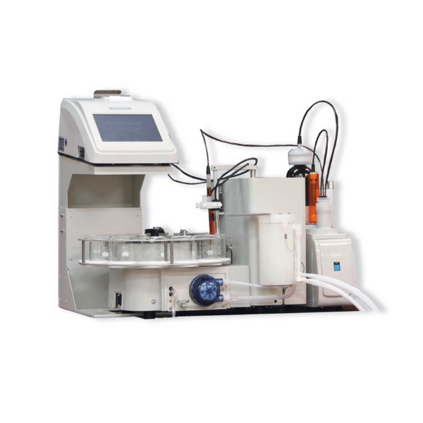 COM 1700AS Potentiometric Titrator with Sample Changer