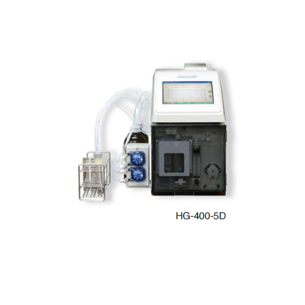 HG 400 Mercury Analyzer