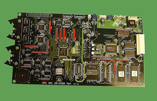Main Board unit for RI-101, RI-102, RI-104