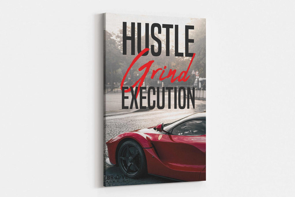 Hustle Grind Execution