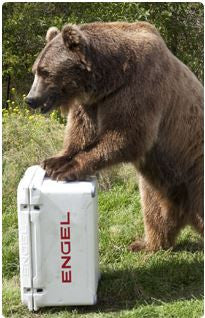 Bear Resistant Containers