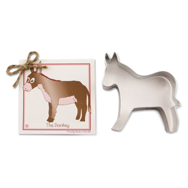 Donkey / Mule Cookie Cutter