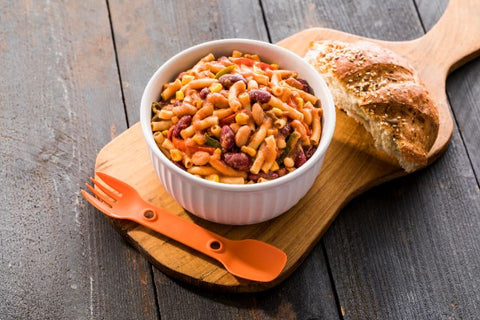 Peak Refuel Freeze-Dried Three Bean Chili Mac