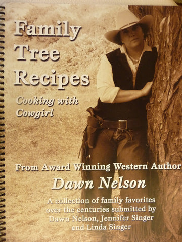 Family Tree Recipes Cookbook