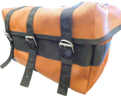 Montana Series Iron Cloth Panniers