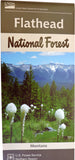 Flathead National Forest Map