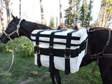 Montana Series Canvas Panniers