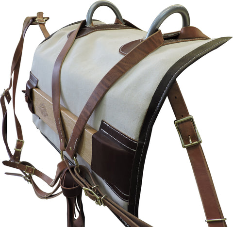 Trailhead Supply's Traditional Decker Pack Saddle