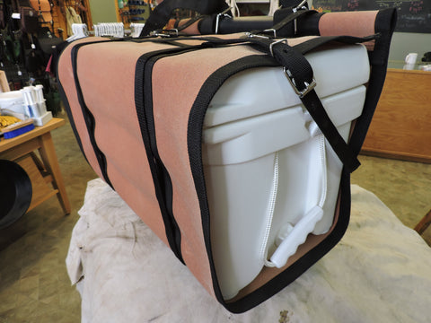 Iron Cloth Sling Panniers