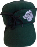 Trailhead Supply Green Wool Cap