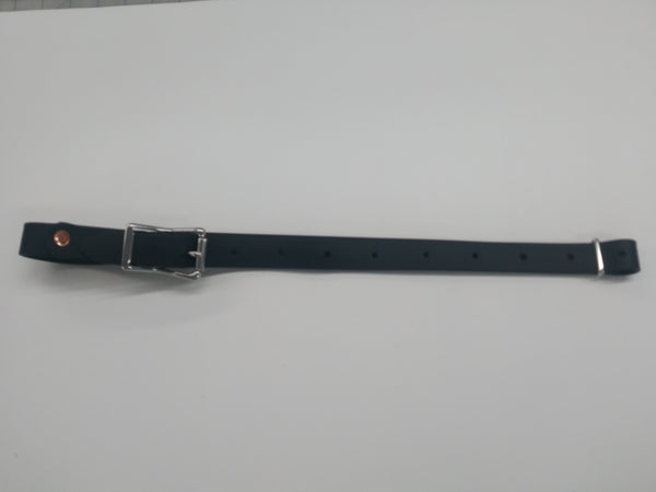 BioThane Decker or Sawbuck Pack Saddle Breast Collar Strap