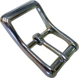 "Roller Buckles 1"" Nickel"