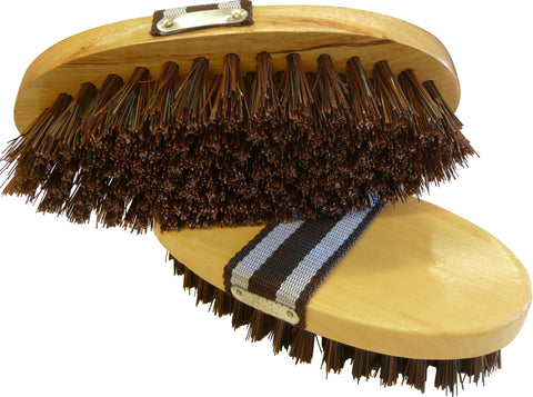 Cowboy Horse Grooming Brush