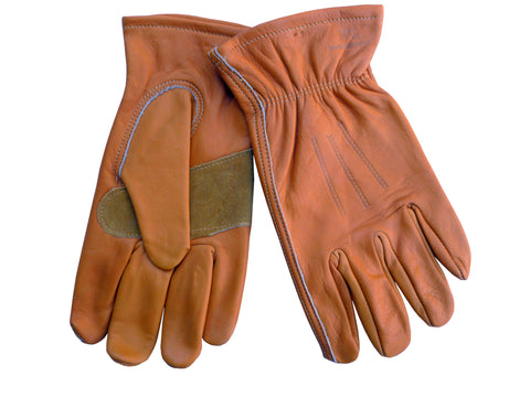 Premium Leather Work Gloves
