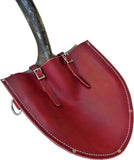 Shovel Sheath-Latigo Leather