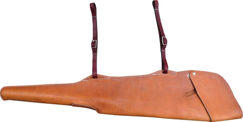 Leather Rifle Scabbard