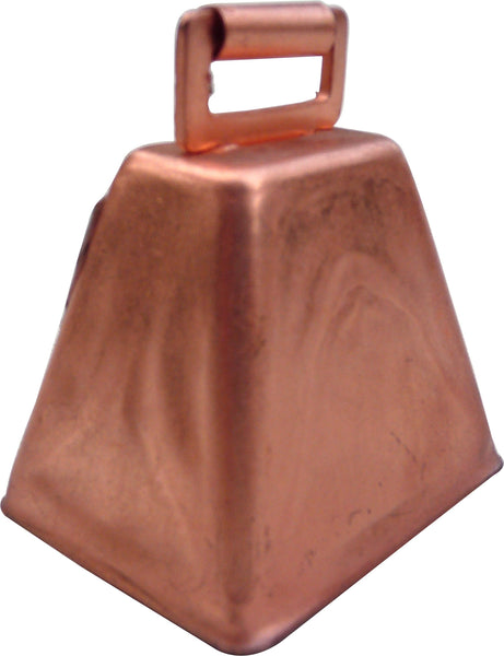 Copper Cow Bell