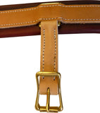 Decker or Sawbuck Pack Saddle Rolled Britchen