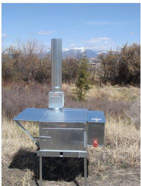 The Trail Boss Stove