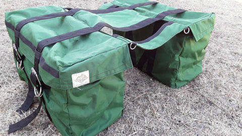 Cordura Saddle Panniers