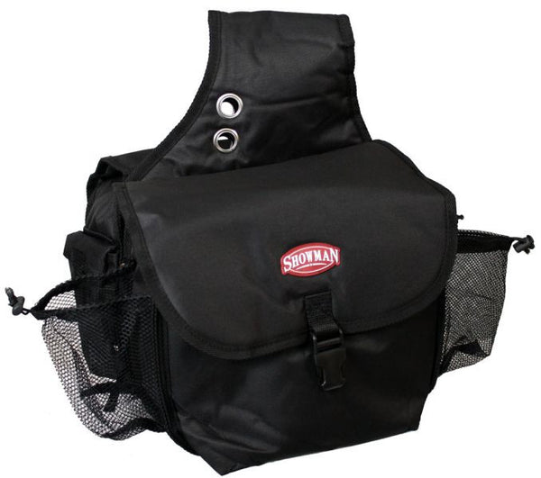 Showman Cordura Insulated Saddle Bag