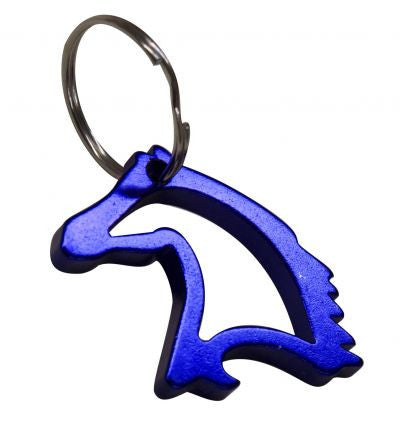 Horse Head Keychain and Bottle Opener