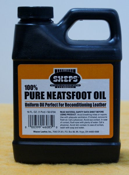 Sheps 100% Pure Neatsfoot Oil
