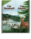 I'm Hooked I'm Game! Cookbook