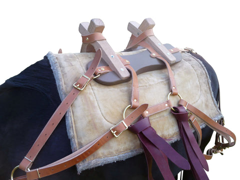 Sawbuck Pack Saddle by Trailhead Supply
