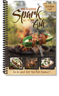 Put a Little Spark in Your Ash Cookbook