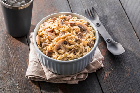 Peak Refuel Freeze-Dried Food: Beef Stroganoff