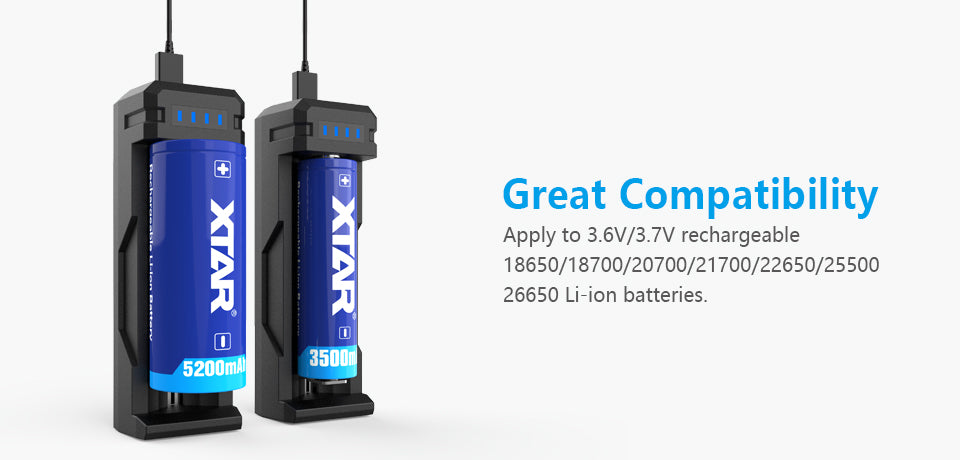 Xtar SC1 Battery Charger