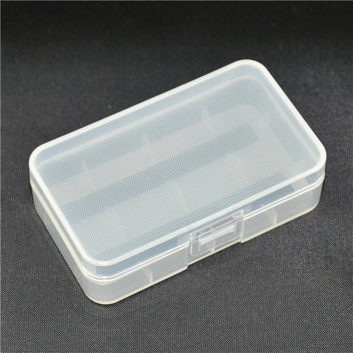 18650 Battery Heavy Duty Carrying Case 2x 18650