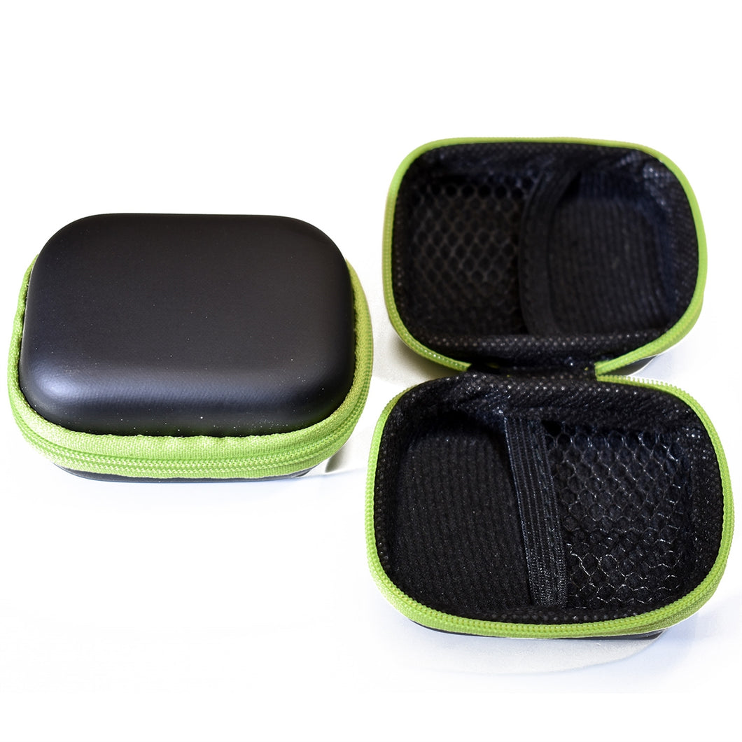 21700 EVA Protective Shell Carrying Case - Green
