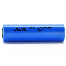 Load image into Gallery viewer, JGNE 3.2V 18650 1800mAh 5.4A LiFePO4 Battery