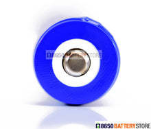 Load image into Gallery viewer, Samsung 30Q 18650 3000mAh 15A - Protected Button Top Battery (Blue Wrap)