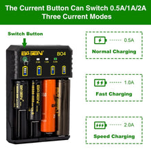 Load image into Gallery viewer, Basen BO-4 Battery Charger