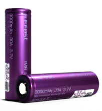 Load image into Gallery viewer, Efest 20700 3000mAh 30A IMR Battery