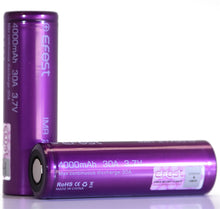 Load image into Gallery viewer, Efest 21700 4000mAh 30A IMR Battery