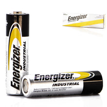 Load image into Gallery viewer, Energizer Industrial AA 1.5V Alkaline Battery EN91 - 24 Pack