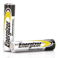 Load image into Gallery viewer, Energizer Industrial AAA 1.5V Alkaline Battery EN92 - 4 Pack