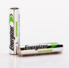 Load image into Gallery viewer, Energizer Recharge AAA 1.2V 800mAh Battery - 4 Pack