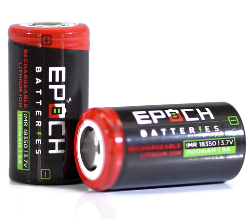 Epoch 18350 1100mAh 9A Battery