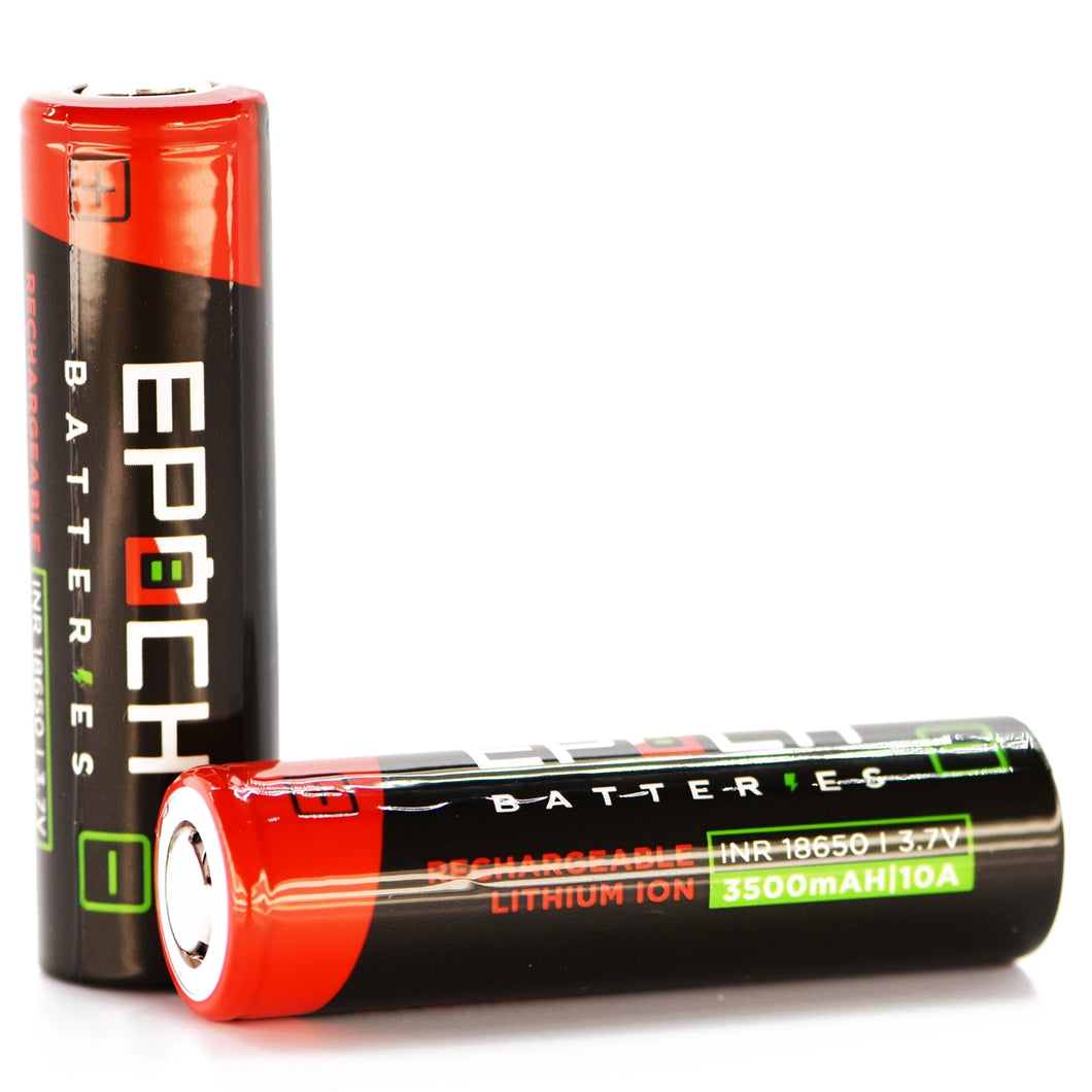 Epoch 18650 3500mAh 10A Battery
