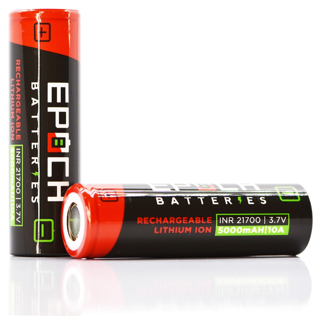 Epoch 21700 5000mAh 10A Battery (50G)