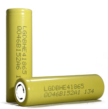 Load image into Gallery viewer, LG HE4 18650 2500mAh 20A Battery
