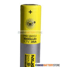 Load image into Gallery viewer, MXJO 18650 3000mAh 35A IMR Battery