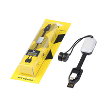 Load image into Gallery viewer, Nitecore LC10 Magnetic USB Powerbank and Charger