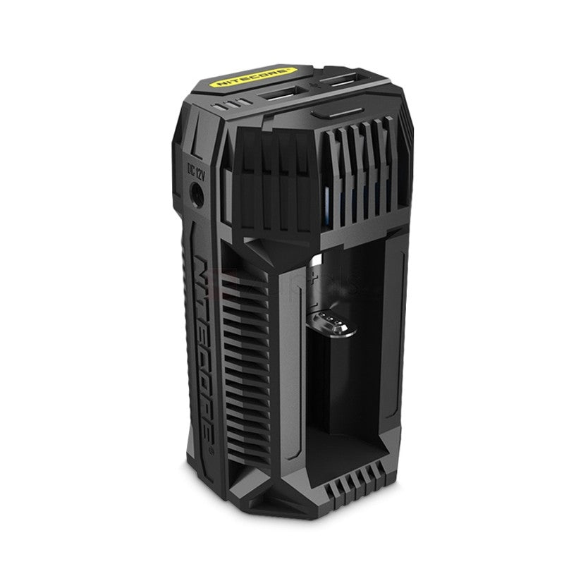 Nitecore V2 - 2 Bay In Car Battery Charger
